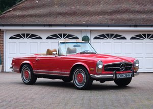 Picture of 1970 Mercedes-Benz 280 SL Pagoda For Sale