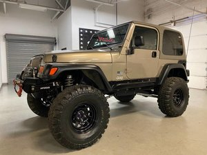 2006 Jeep Wrangler Rubicon SUV 4WD  LIfted mods $29.7k