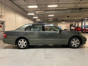 Picture of 2004 Lexus LS 430 4 door Sedan clean Jade(~)Tan $18.8k For Sale