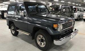 1993 Toyota Landcruiser SUV 4WD PZJ70V 3.5 liter 1PZ diesel