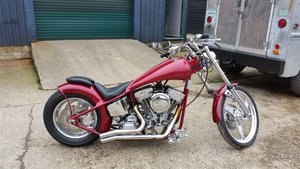 Lot 55 - A Billy Lane Choppers Inc Custom Build - 23/09/2020