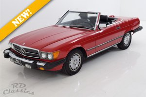 Picture of 1987 Mercedes-Benz 560sl Convertible For Sale