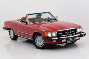 Picture of 1986 Mercedes-Benz 560sl Convertible For Sale