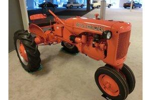 1950 Traktor Allis Chalmers Model C Model C