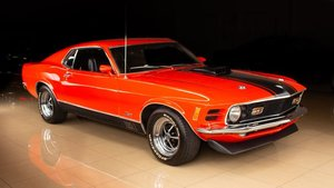 Picture of 1970 Ford Mustang Mach 1 FastBack 351 M code Manual $obo For Sale