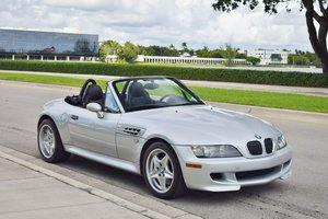 2002 BMW Z3M Roadster Convertible 34k miles Manual $28.9k