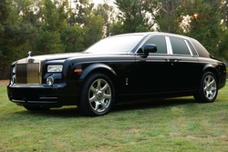 2010 Rolls-Royce Phantom Sedan Loaded Options Black $124.8k For Sale