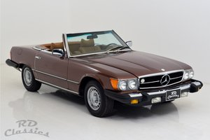 Picture of 1978 Mercedes-Benz 450SL Convertible For Sale