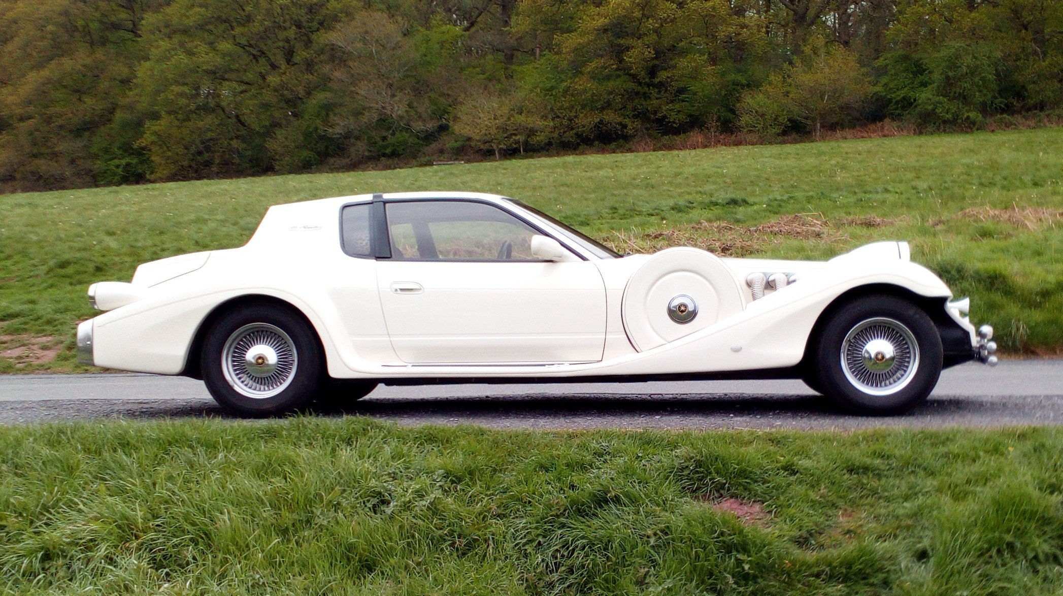 1991 Mitsuoka Le Seyde. 15,250 miles. For Sale (picture 1 of 6)