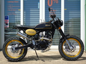 Picture of Bullit Motorcycles Hero 125cc 2021 Brand New UK Delivery For Sale