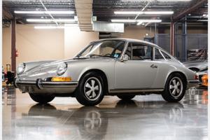 1970 Porsche 911T Coupe Longhood SportoMatic Silver $74.2k