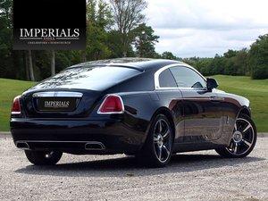 201565 Rolls-Royce WRAITH