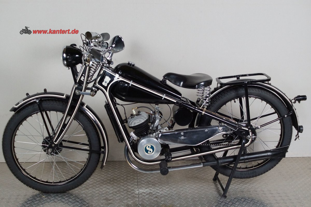1939 Express K 100, 98 cc, 2 hp For Sale (picture 1 of 6)
