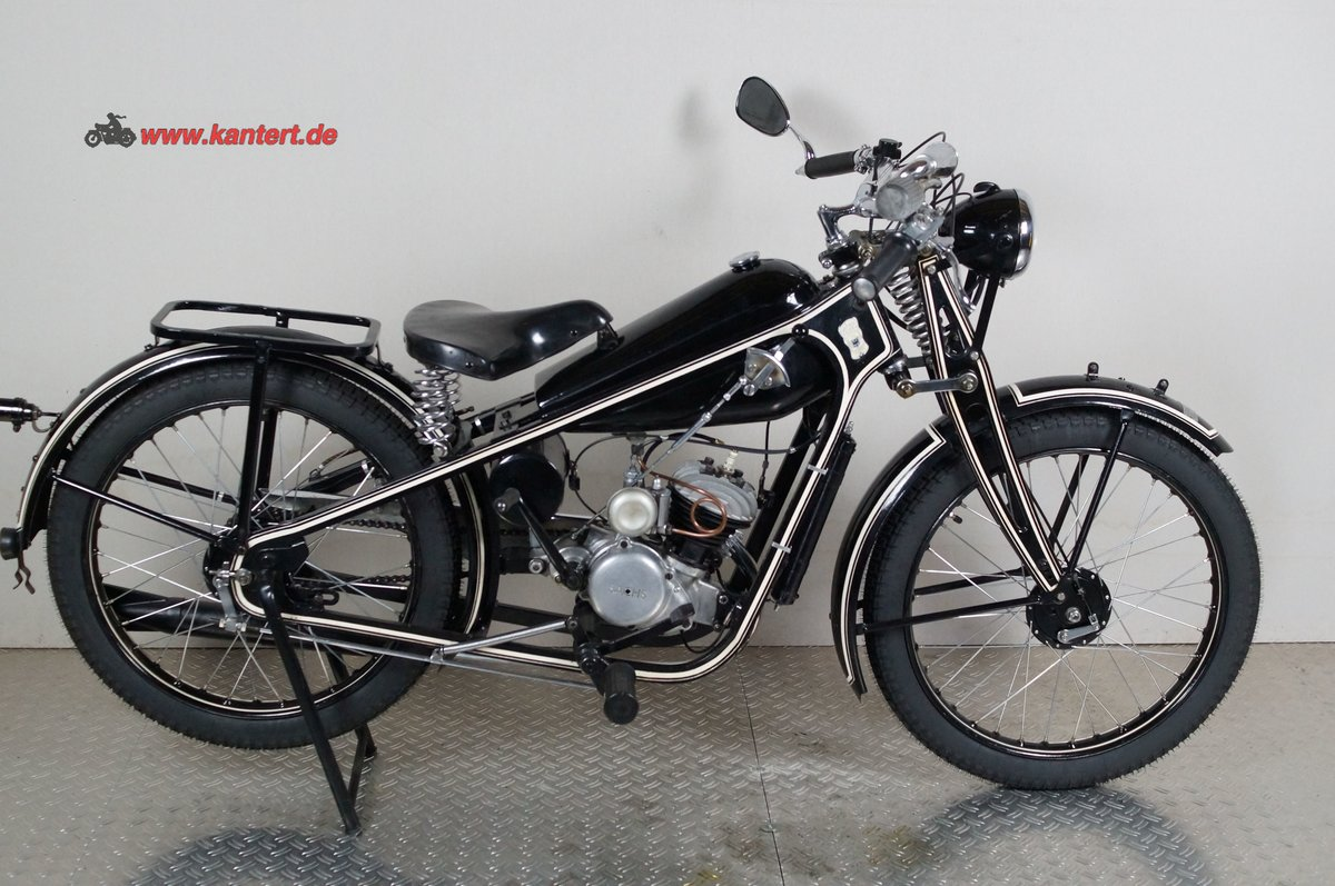 1939 Express K 100, 98 cc, 2 hp For Sale (picture 2 of 6)