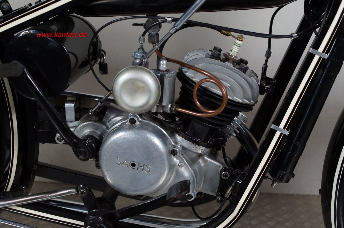 1939 Express K 100, 98 cc, 2 hp For Sale (picture 5 of 6)