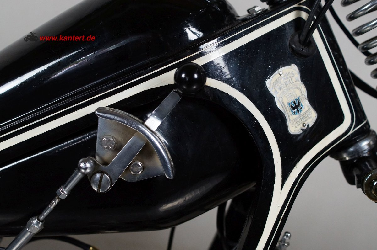 1939 Express K 100, 98 cc, 2 hp For Sale (picture 6 of 6)