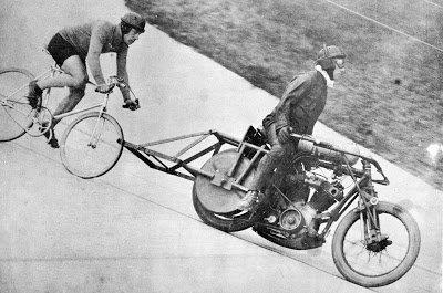 BAC MEYER   paciner racing motorcycle 2400cc !!    c1925