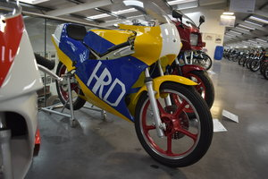 Picture of A 1987 Team HRD Hejira Rotax SOLD by Auction