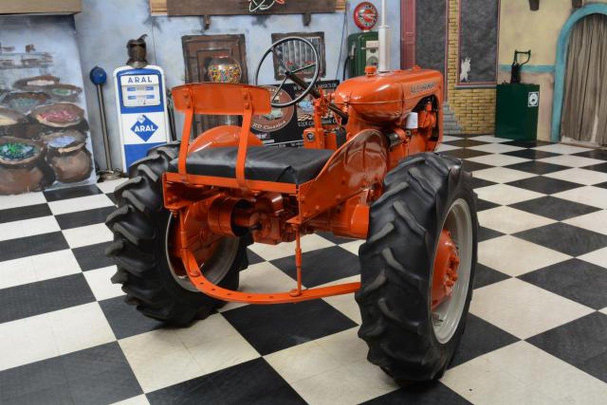 1949 Traktor Allis Chalmers Model C For Sale (picture 4 of 6)