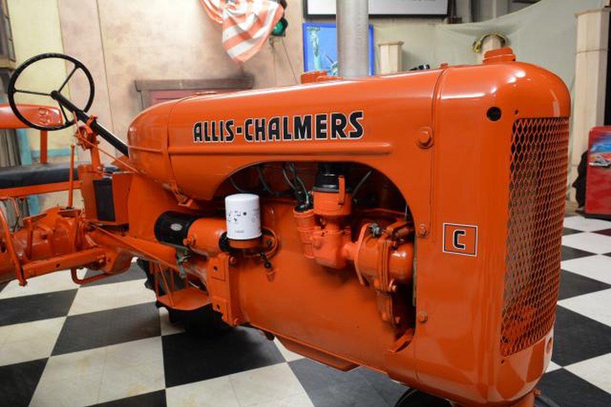1949 Traktor Allis Chalmers Model C For Sale (picture 5 of 6)