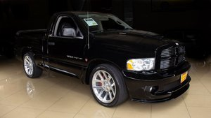 Picture of 2004 Dodge Ram SRT-10 Pick Up Truck Rare 6 speed V-10 $42.9k