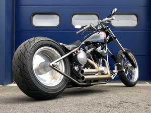 Picture of 2008 EXILE CYCLES PURE SEX DRAGSTER 1600cc // Chopper // Bobber For Sale