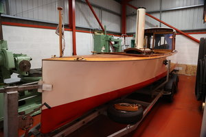 Picture of 2006 2004/06 Athena Class Elegance Steam Launch For Sale by Auction