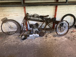1921 Nut Motorcycle