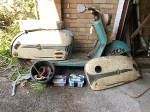 Picture of 1961 Durkepp Diana TS Scooter For Sale by Auction