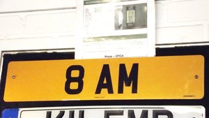 Picture of 0000 NUMBERPLATES FOR SALE  For Sale