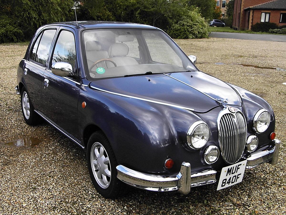MITSUOKA Viewt  ( Jaguar Mk2 replica ) 1.0L Auto