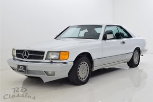 Picture of 1990 Mercedes-Benz 560SEC For Sale