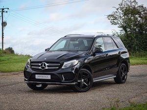 201766 Mercedes-Benz GLE-CLASS