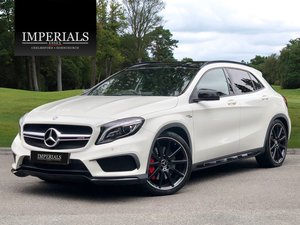 201565 Mercedes-Benz GLA 45