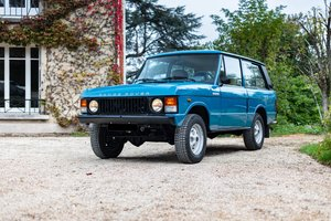 Picture of 1981 Range Rover V8 3,5L For Sale by Auction