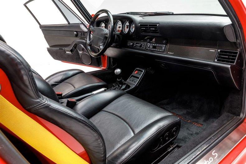 1997 Porsche 911 Turbo S Coupe Sunroof - Rare 1 0f 183 US For Sale (picture 5 of 6)