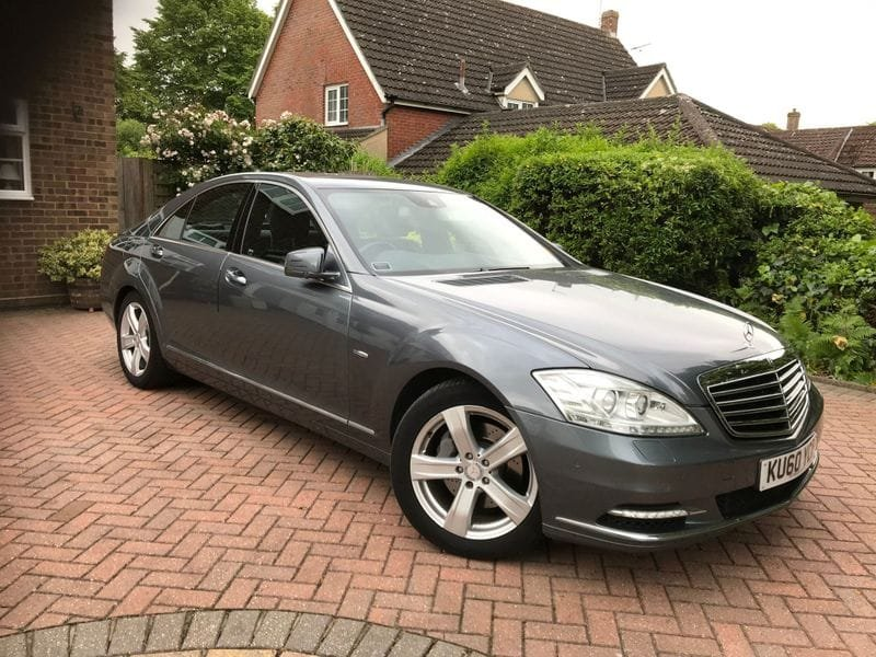 Mercedes-Benz S350 CDi BlueEFFICIENCY 7G-Tronic 4dr For Sale (picture 1 of 3)