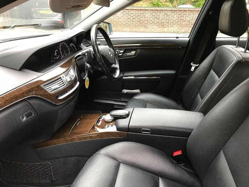 Mercedes-Benz S350 CDi BlueEFFICIENCY 7G-Tronic 4dr For Sale (picture 2 of 3)