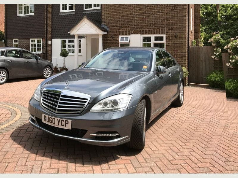 Mercedes-Benz S350 CDi BlueEFFICIENCY 7G-Tronic 4dr For Sale (picture 3 of 3)