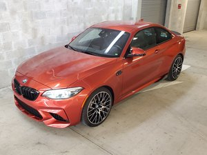 2019 BMW M2 Competition Coupe 6 Speed Manual 4k miles $59.5k