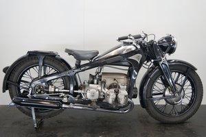 Zündapp KS600 1939 600cc 2 cyl ohv