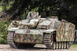 Picture of 1944 Sturmgeschutz III Ausf G, Panzer,  For Sale