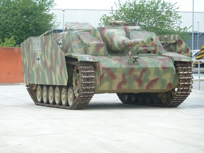 1944 Sturmgeschutz III Ausf G, Panzer,  For Sale (picture 2 of 6)