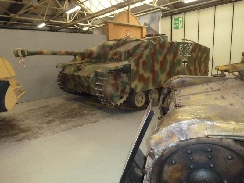 1944 Sturmgeschutz III Ausf G, Panzer,  For Sale (picture 3 of 6)