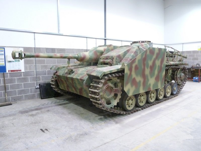 1944 Sturmgeschutz III Ausf G, Panzer,  For Sale (picture 5 of 6)