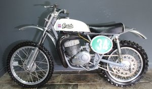 Picture of 1967 Sprite 250 cc Two Stroke Motocross Machine SUPERB