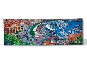 Monte Carlo Painting