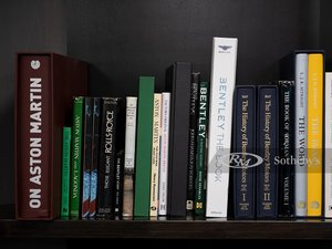 Aston Martin, Bentley, and Rolls-Royce Books