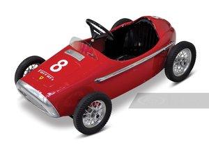 Ferrari Tipo 500 F2 Pedal Car