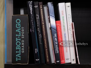 Picture of Automotive Collection and Curation Coffee Table Books